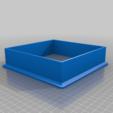 Download free 3D printer files cat flap for wall, gillesromani