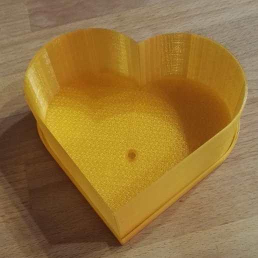 IMG_20170427_212707.jpg Download free SCAD file Heart planter / box • 3D print template, gillesromani