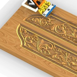 a2.jpg Download STL file 3d carved door • 3D print model, wincarvevijay