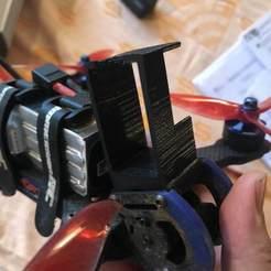Descargar diseños 3D Soporte de Gopro Hero para Mojo Vortex Vortex Vortex, edouardemi