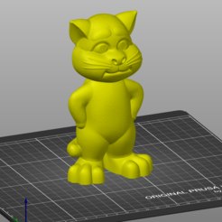 Download 3D print files Cat TOM, hacena81