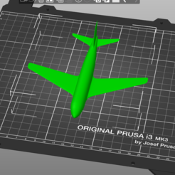 Download 3D print files Plane, hacena81