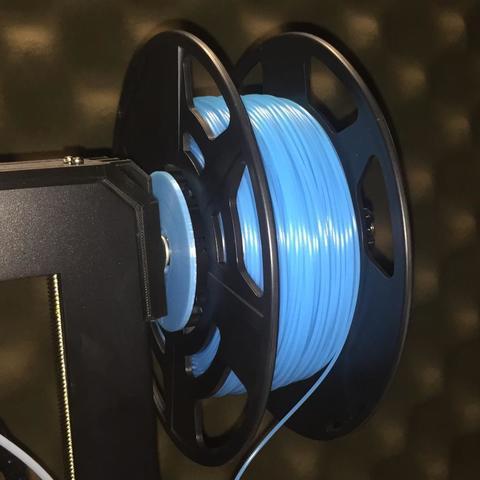 Télécharger plan imprimante 3D Support de filament Anycubic I3 Mega Mega Nouveau uniquement sur Cultes, SCI