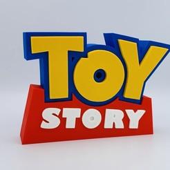 Download free 3D printer model LOGO TOY STORY, julien-roinard