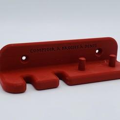 Download 3D printing files Toothbrush counter, julien-roinard