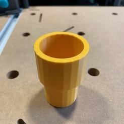 Download free 3D printing designs Wolfcraft karcher vacuum cleaner reducer, julien-roinard