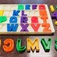 Descargar archivos 3D gratis LETRAS Y NÚMEROS JUEGOS INFANTILES, julien-roinard