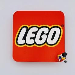 Descargar diseños 3D gratis Logotipo de Lego, julien-roinard