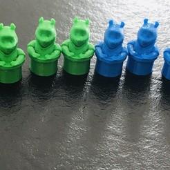 IMG_3681.JPG Télécharger fichier STL gratuit Pion Winnie L'ourson Jeux Winnie the Pooh Kimble • Plan imprimable en 3D, julien-roinard