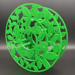 IMG_7488 2.jpeg Télécharger fichier STL gratuit Bobine pour filament Filo3D Challenge Dagoma • Modèle imprimable en 3D, julien-roinard
