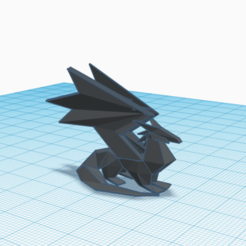 Download free STL file Dragon • 3D printable model, billy-and-co