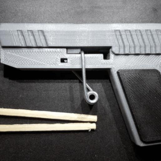 matchstick gun by aerland - Thingiverse – Avast Secure Browser 11_04_2020 13_45_33.png Télécharger fichier STL gratuit glock/gun/pistol • Modèle à imprimer en 3D, billy-and-co