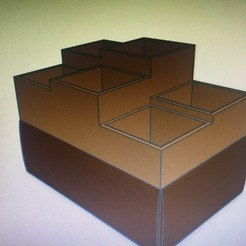 Download free STL file multi-pots • Template to 3D print, billy-and-co