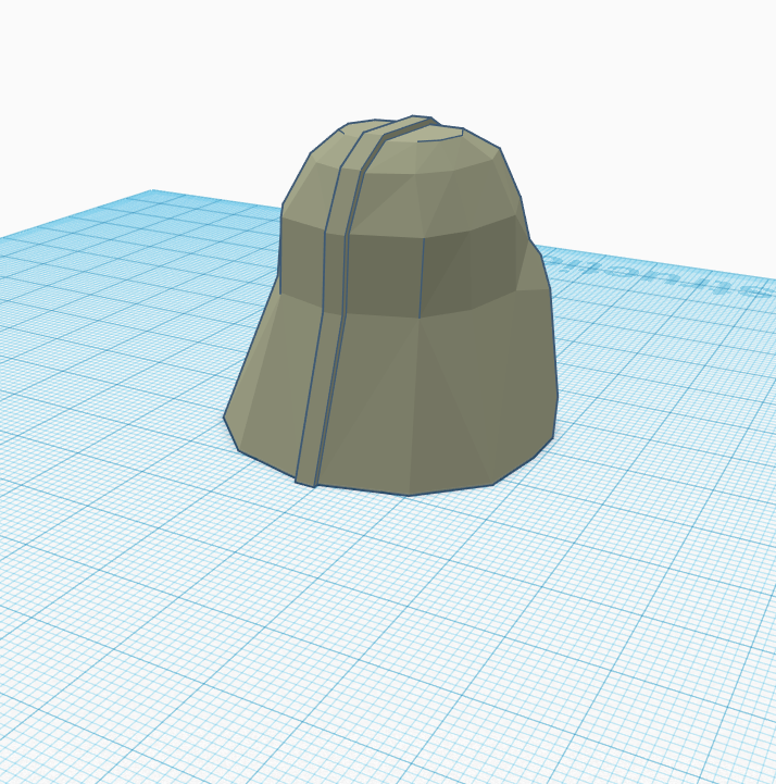 3D design Dazzling Vihelmo-Gaaris _ Tinkercad - Google Chrome 12_04_2020 16_53_01.png Download free STL file star wars • Object to 3D print, billy-and-co