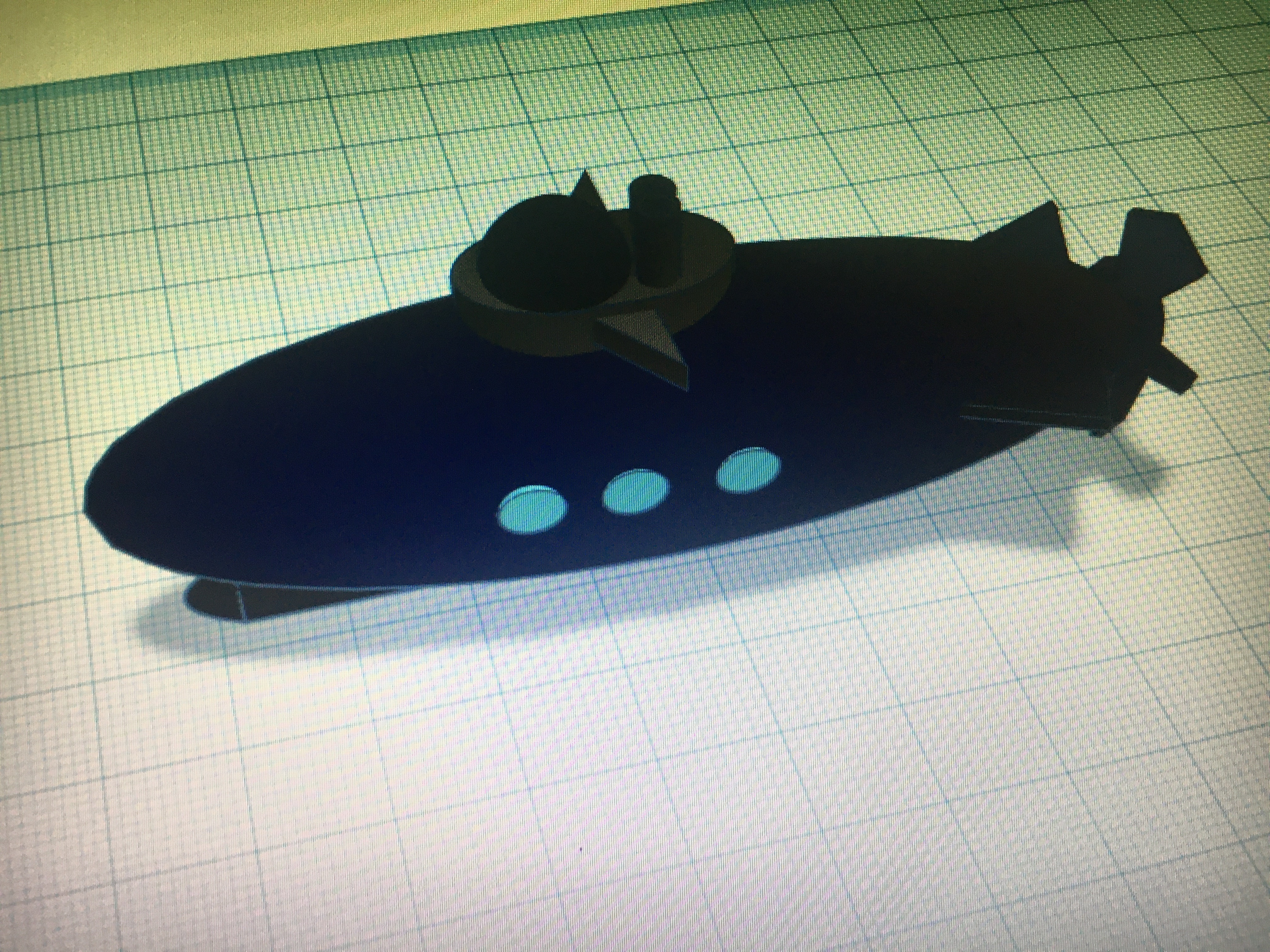 IMG_3828.JPG Download free STL file submarine/submarine • Object to 3D print, billy-and-co