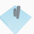 Télécharger fichier STL gratuit apple pencil case • Plan pour imprimante 3D, billy-and-co