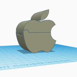 Télécharger fichier STL gratuit apple Boite apple box • Modèle pour impression 3D, billy-and-co