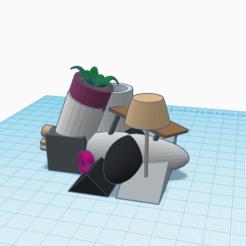 Télécharger modèle 3D gratuit oeuvre d art moderne, billy-and-co
