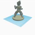 Impresiones 3D gratis bola de dragón goku, billy-and-co