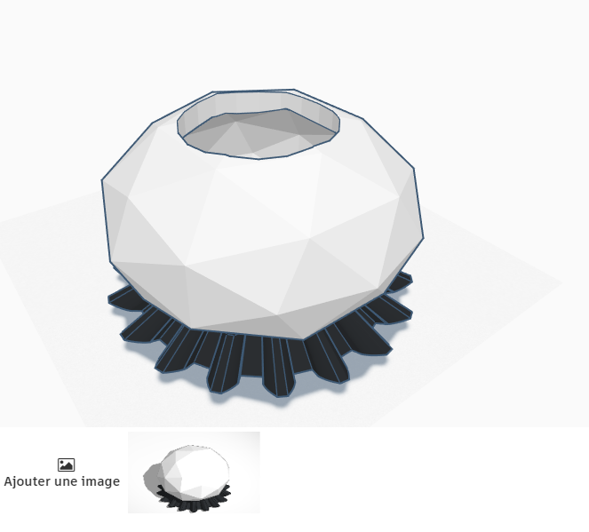 Terrific Bombul _ Tinkercad - Google Chrome 11_04_2020 14_35_12.png Download free STL file vase • 3D printer template, billy-and-co