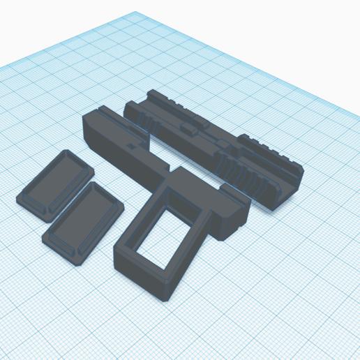 3D design Fantabulous Rottis _ Tinkercad - Google Chrome 11_04_2020 13_32_31.png Télécharger fichier STL gratuit glock/gun/pistol • Modèle à imprimer en 3D, billy-and-co