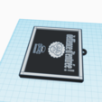 3D design Exquisite Kup-Stantia _ Tinkercad - Google Chrome 13_04_2020 14_32_39.png Télécharger fichier STL gratuit danger panneau • Plan pour imprimante 3D, billy-and-co