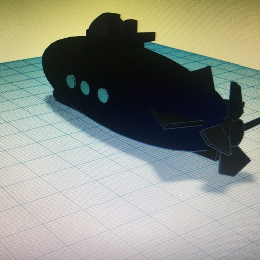 IMG_3829.JPG Download free STL file submarine/submarine • Object to 3D print, billy-and-co