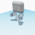 Download free 3D printing designs Airpods pro, billy-and-co