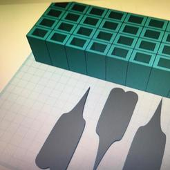 Télécharger fichier imprimante 3D gratuit mini pots et etiquettes, billy-and-co