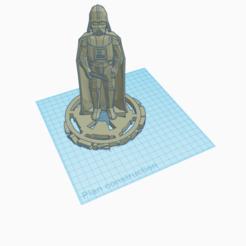 Télécharger objet 3D gratuit star wars dark Vador, billy-and-co