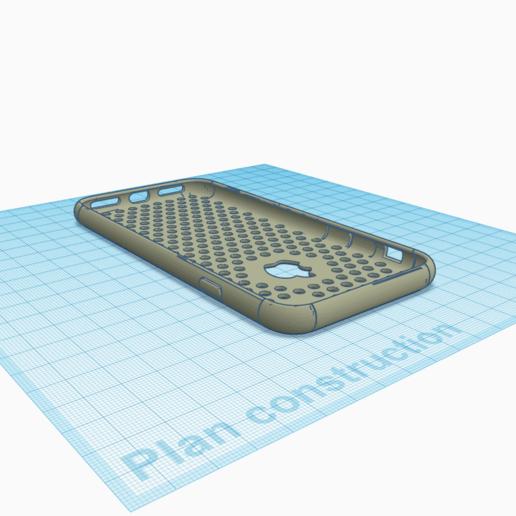 3D design Fantabulous Albar _ Tinkercad - Google Chrome 13_04_2020 16_56_17.png Télécharger fichier STL gratuit Iphone 7 case • Design imprimable en 3D, billy-and-co