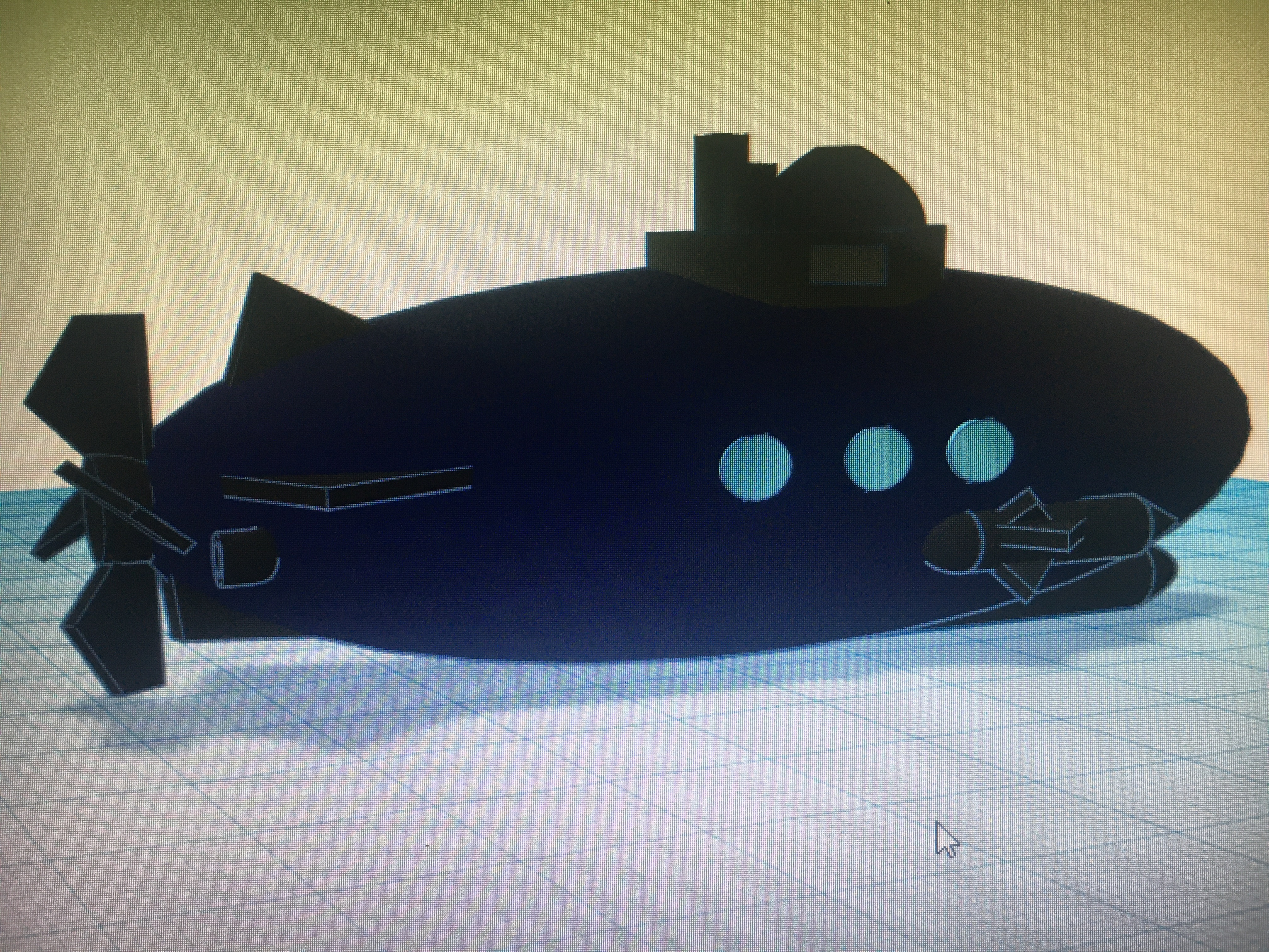 IMG_3827.JPG Download free STL file submarine/submarine • Object to 3D print, billy-and-co