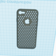 Télécharger STL gratuit Iphone 7 case, billy-and-co
