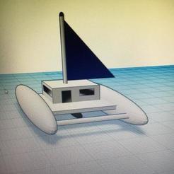 Télécharger fichier impression 3D gratuit boat/bateau, billy-and-co