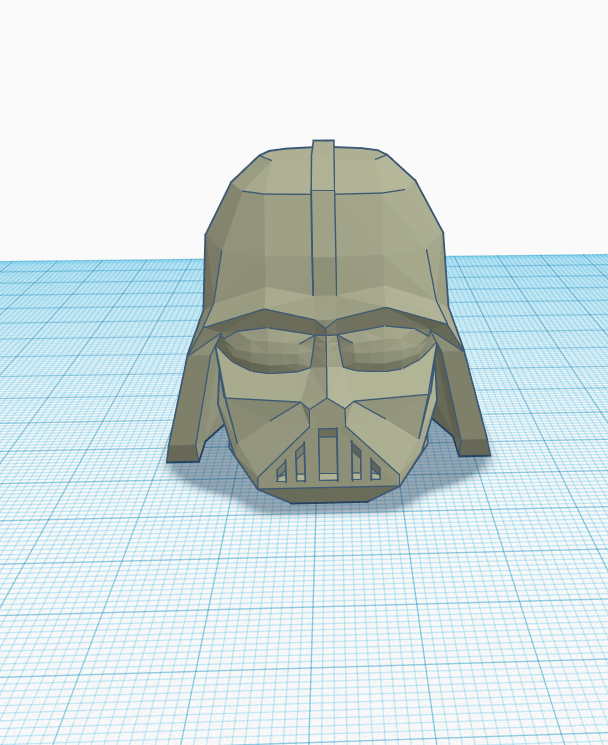 3D design Dazzling Vihelmo-Gaaris _ Tinkercad - Google Chrome 12_04_2020 16_52_53.png Download free STL file star wars • Object to 3D print, billy-and-co