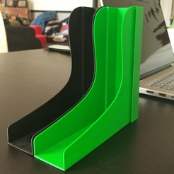 photo1.jpg Télécharger fichier STL gratuit Support Pochettes documents clipsables • Modèle pour impression 3D, lbopok