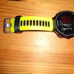 Télécharger STL gratuit Boucle sangle bracelet Forerunner 230-235-630-735XT, lbopok