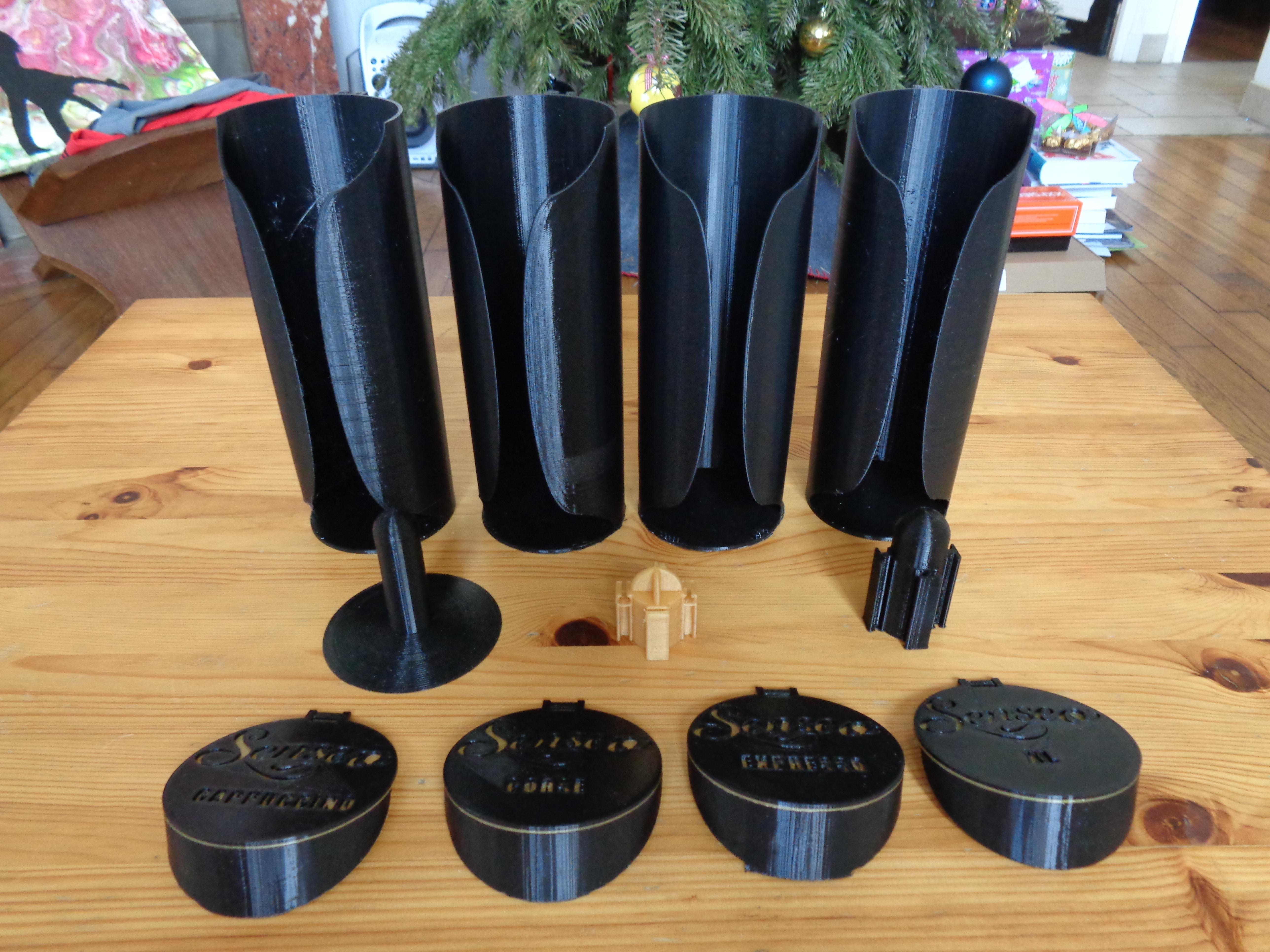 DSC00742.JPG Télécharger fichier STL Distributeur dosettes Senseo tournant • Plan pour imprimante 3D, lbopok