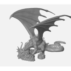 Screenshot_20200530-194534.png Télécharger fichier STL Dragon-sculpture • Objet à imprimer en 3D, tiberghienfoucault