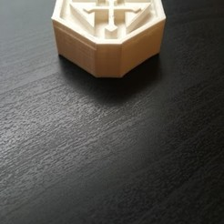 3D print model Voltron Crest, Kris_Ship