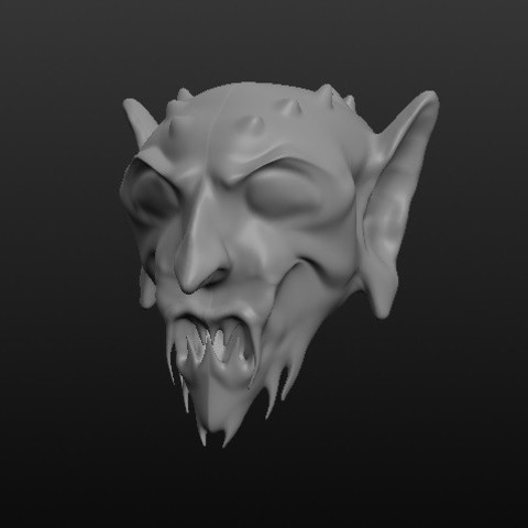 Descargar archivos 3D Goblin, huzumsergiu