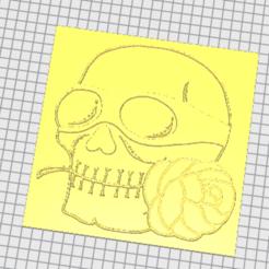 Captura1.PNG Télécharger fichier STL gratuit crâne radical • Objet pour imprimante 3D, pumuky