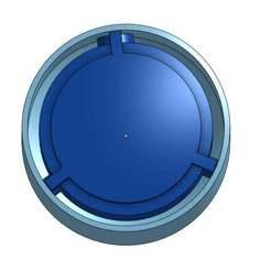 HotEndProtectiveSiliconeZ9M3.jpg Télécharger fichier STL gratuit Moule d'isolation en silicone Heat Block pour ZONESTAR Z9M3 • Design pour impression 3D, rabuki