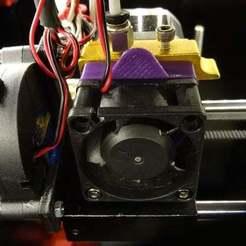 DSC05417.JPG Télécharger fichier STL gratuit Couverture du ventilateur 4MAX • Plan imprimable en 3D, rabuki