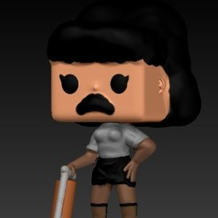 Imprimir en 3D Freddie Mercury - i want to break free, AsDfog