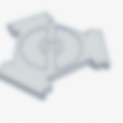 Download free 3D printer templates Base para figuras Pokemon, AsDfog