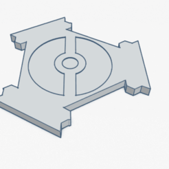 Download free 3D printer templates Base para figuras Pokemon, AsDfog