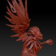 Descargar modelos 3D Death Note - Ryuk, 3dactive