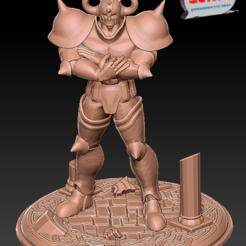 Descargar archivos 3D Saint Seiya - Aldebaran Caballero Dorado de Tauro, 3dactive
