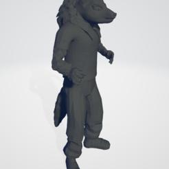Descargar modelos 3D para imprimir Teen Wolf, 3dactive